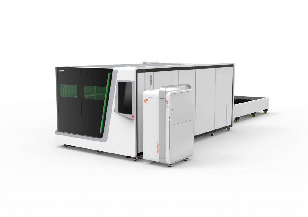 CNC laser - bodor
